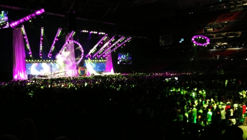 Urbana 2012: Worship with 18,000 people in the Edward Jones Dome